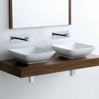 Phoenix Square Countertop Washbasin VB013