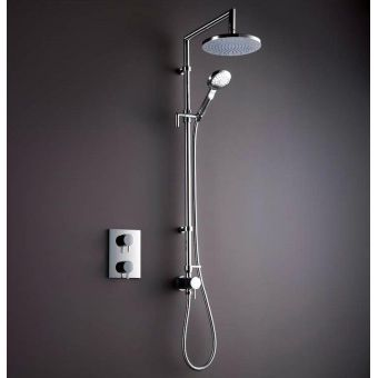 Matki New Elixir Classic Design Concealed with Wall Assembly - EX009/O