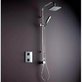 Matki New Elixir Linear Design With Curved Wall Assembly. - EX009/CIS