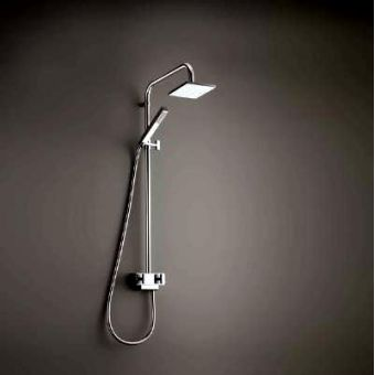 Matki New Elixir Linear Design Exposed Valve With Curved Wall Assembly