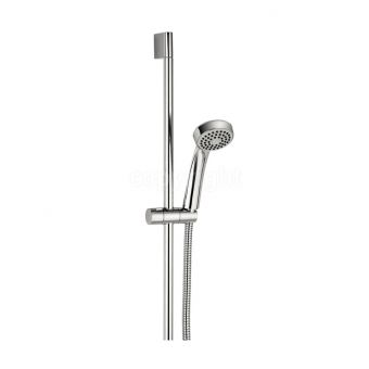 Crosswater Design shower kit with single spray pattern