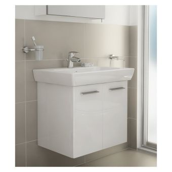 Vitra S20 Vanity Unit with Basin