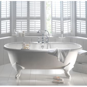 Silverdale Mark Anthony Traditional Freestanding Bath
