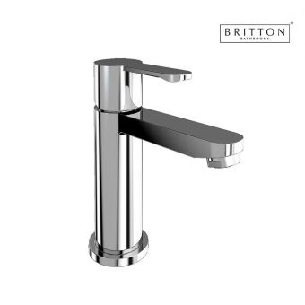 Britton Crystal Mini Basin Mixer Tap