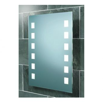HIB Halifax Backlit Mounted Mirror
