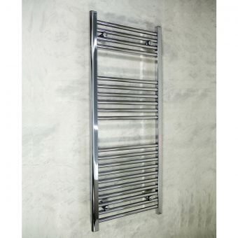 Origins Elan Straight Towel Warming Radiator