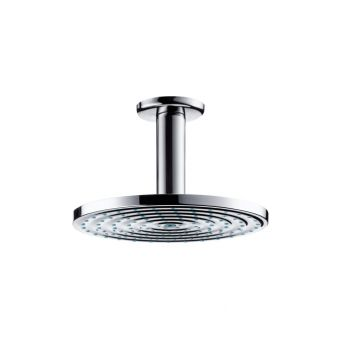 Hansgrohe Raindance AIR 180mm Overhead Shower with Ceiling Arm