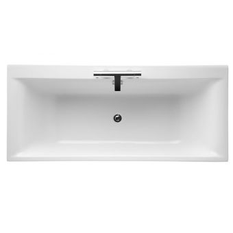 Ideal Standard Concept Idealform Double Ended Bath