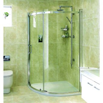 Aqata Spectra Quadrant Shower Enclosure SP350