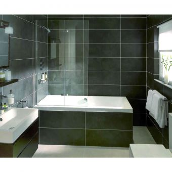Aqata Spectra Folding Bath Screen SP490
