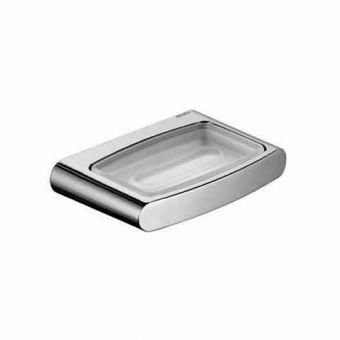 Keuco Elegance Crystal Soap Holder and Soap Dish - 11655019000