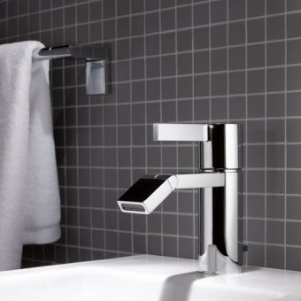 Dornbracht IMO Single Lever Bidet Mixer with Pop-up Waste