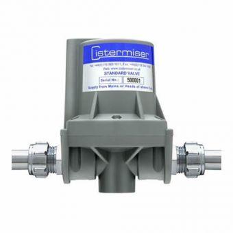 Cistermiser STD Hydraulic Valve with Hygiene Flush - STDIF