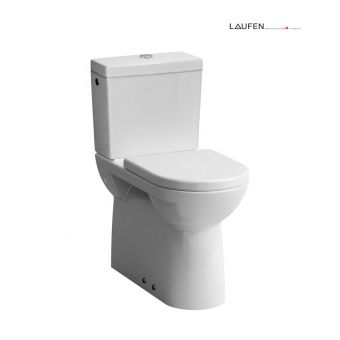 Laufen PRO Comfort Height Toilet (Rear inlet)