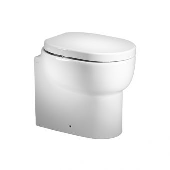 Roper Rhodes Zest Contemporary Back to Wall Toilet Suite