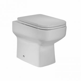 Roper Rhodes Geo Back to Wall Toilet - GBWPAN