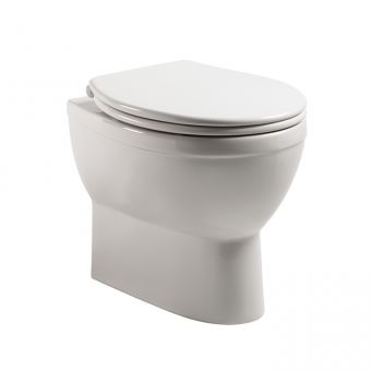 Roper Rhodes Minerva Back to wall Toilet