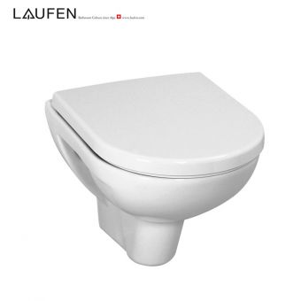 Laufen Wall Hung Toilet & Frame Package