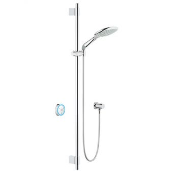Grohe F Digital Rainshower Solo Digital Shower Set BIV