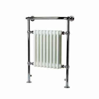 Apollo Ravenna CR Traditional Towel Rail