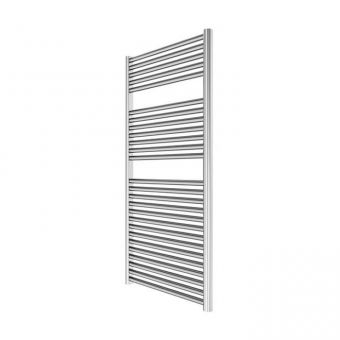 Mere Hugo2 Contemporary Towel Drying Radiator - Chrome