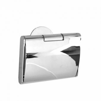 Smedbo Time Toilet Roll Holder with Cover