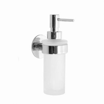 Smedbo Time Glass Soap Dispenser with Holder