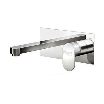 Pegler Strata Blade Wall Mounted Bath Filler - 4K6057