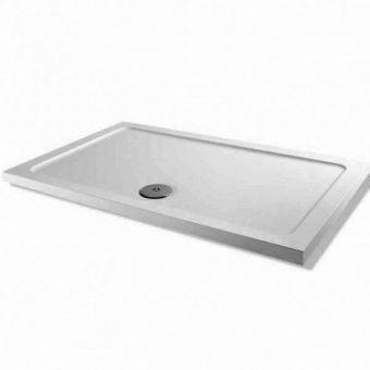 MX Elements Rectangular Low Profile Shower Tray (1300/1400mm)
