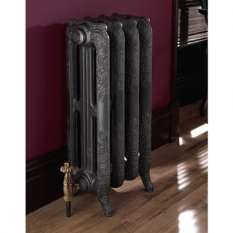 Imperial Taby Cast Iron Radiator 4 Bar