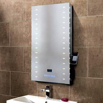 Roper Rhodes Audio-image Multi-media Mirror