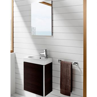 Roca Mini Vanity Unit with Mirror