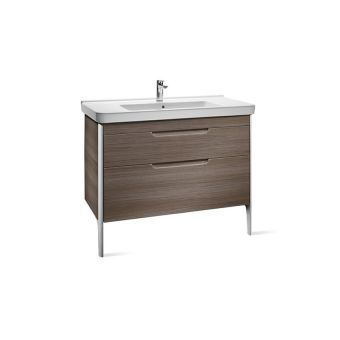 Roca Dama-N 2 Drawer Basin Unit