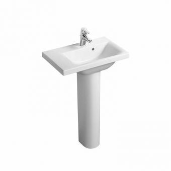 Ideal Standard Concept Space Basin With Side Platform