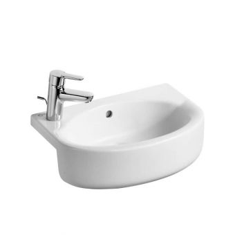 Ideal Standard Concept Space Arc 500mm Short Projection Semi-Countertop Basin