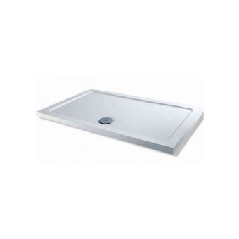 MX Durastone Rectangle Shower Tray (large)
