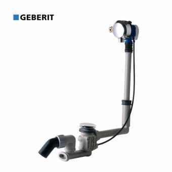 Geberit Bath Filler, Pop up Waste and Overflow
