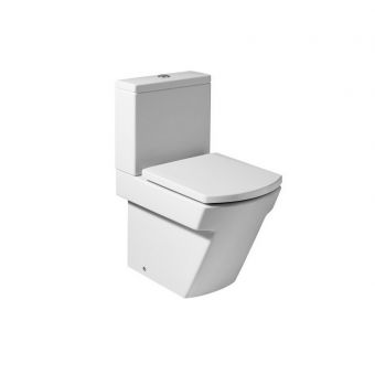 Roca Hall Moulded BTW Close Coupled WC Suite