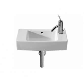 Roca Hall Cloakroom Basin 500mm