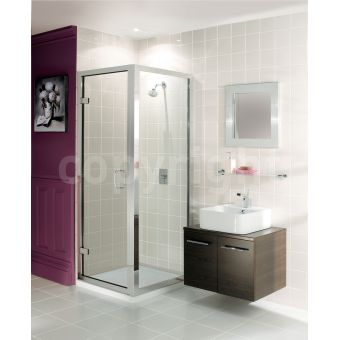 Simpsons Classic Side Shower Panels