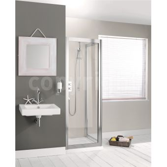 Simpsons Supreme Shower Side Panel