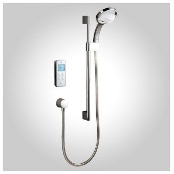 Mira Vision Pumped Digital Mixer Shower and Remote