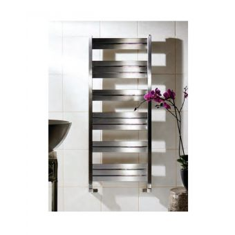 Zehnder Cove Stainless Steel Ladder Radiator