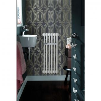 Zehnder Charleston Bar Cloakroom Radiator