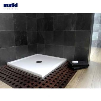 Matki Continental 40 Large Shower Tray