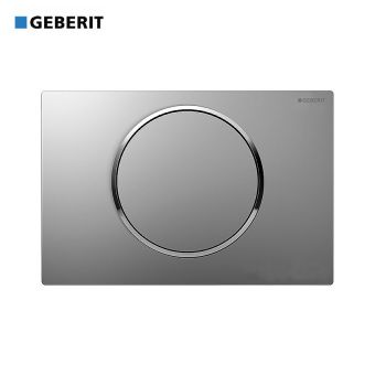 Geberit Sigma 10 Single Flush Cistern Plate