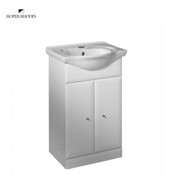 Roper Rhodes Valencia 500mm 2 Door Unit with Basin