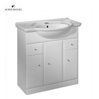 Roper Rhodes Valencia 800mm Freestanding Unit with Basin