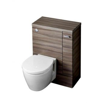 Ideal Standard Concept Space Right Hand WC Unit with Storage Cupboard