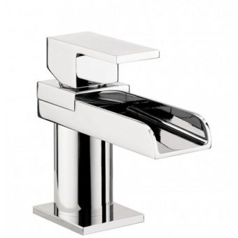 Crosswater Water Square Mini Basin Mixer